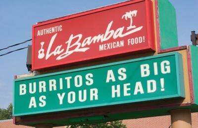 La Bamba Mexican Restaurant - Louisville, KY