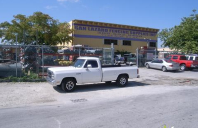 San Lazaro Fencing Supplies Inc - Miami, FL
