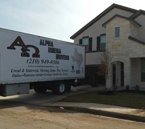 Alpha Omega Movers - San Antonio, TX