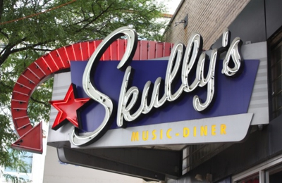 Skully Music-Diner - Columbus, OH