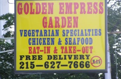 Golden Empress Garden - Philadelphia, PA