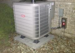 King Air Conditioning & Heating, Inc. - Godfrey, IL. High Efficenecy Heat Pump