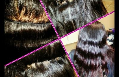 Joyce Ese - Hair TYME Hair Fusion & Sew In Weave HOUSTON - Houston, TX