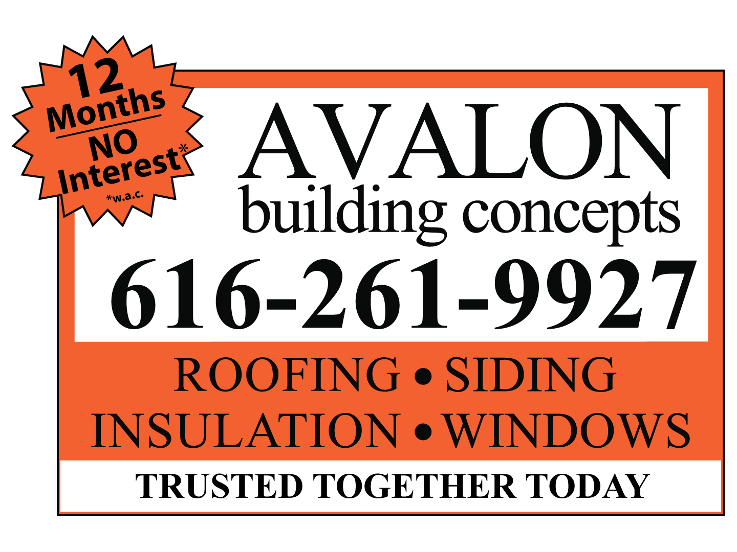 Avalon Building Concepts 5017 Division Ave S Grand Rapids