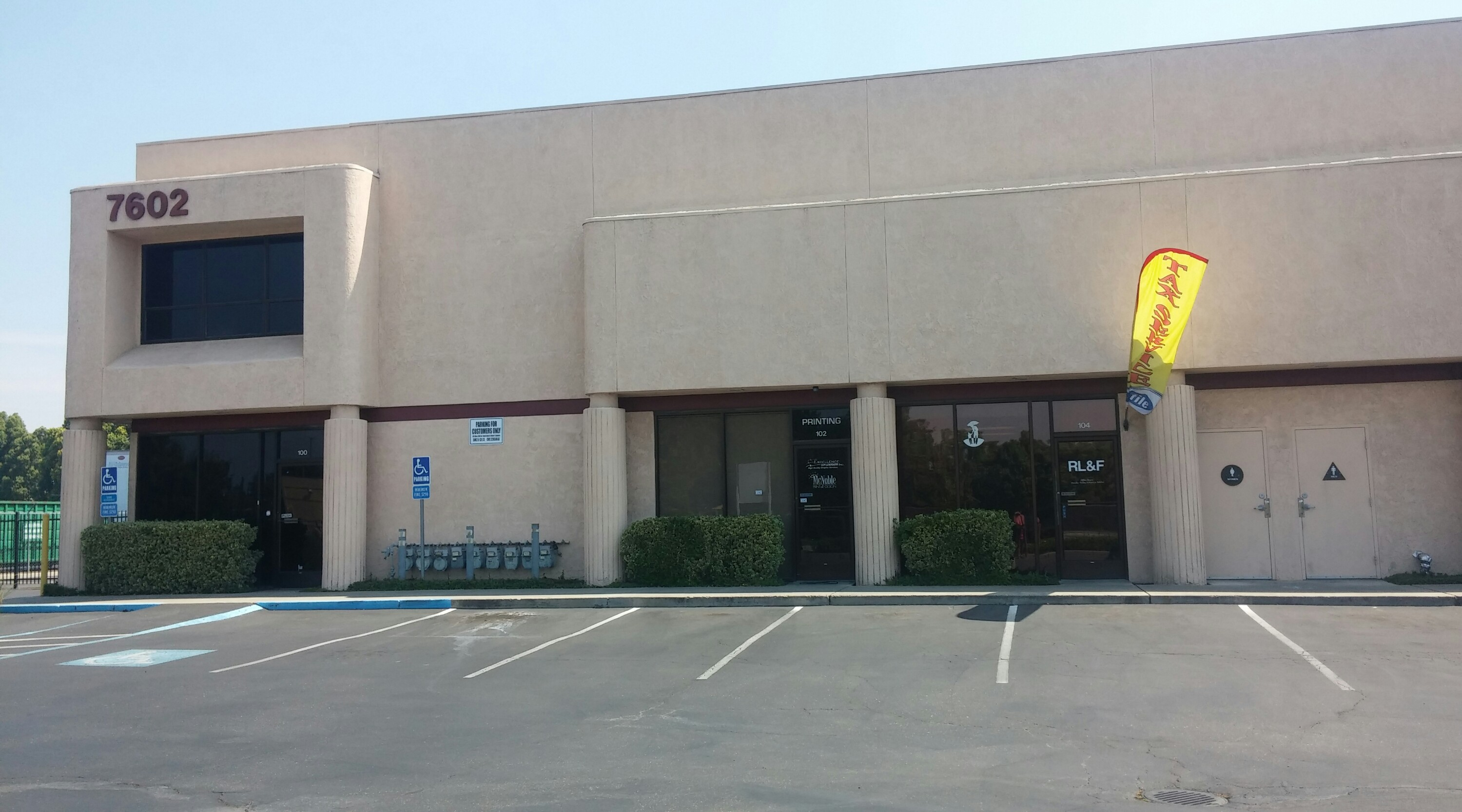 Rlf Tax And Professional Services 7602 Murray Drive 104 Stockton