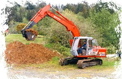 Hydens Excavating - Toledo, OR. Hyden Excavating