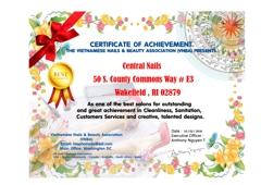 Central Nails - Wakefield, RI