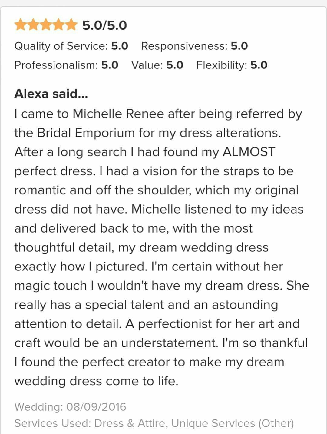 Mice Rene Designs And Wedding Gown Alterations Lancaster Pa