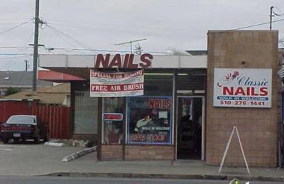 Classic Nails - San Leandro, CA