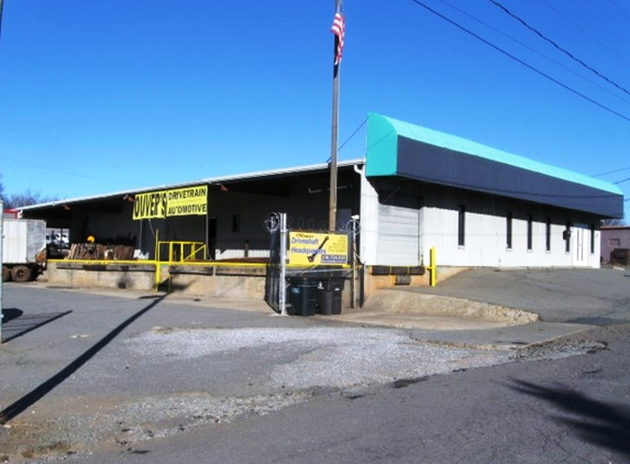 Oliver's Drive Shaft Repair - Winston Salem, NC