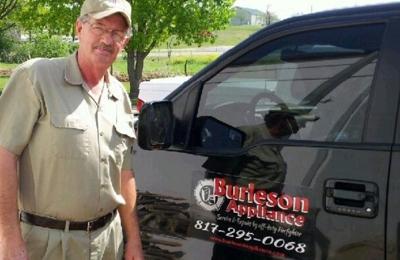 Burleson Appliance - Midlothian, TX. Bailey Burk-Owner