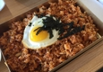 Big Rice Korean Cuisine - Temple City, CA. Kimchi fried rice