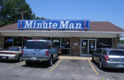 Minitman Market - Southaven, MS