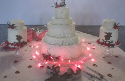Customized Cakes by Carol - Flint, MI. Made for us by: Customized Cakes by Carol