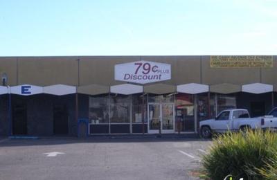 79 Cents Plus Discount - Fresno, CA