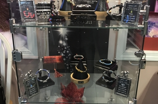 Sara Yo Five-Element healing jewelry is available at Ocean State Jewelers