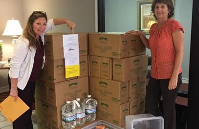 New Republic Bank- Roanoke Rapids - Roanoke Rapids, NC. Our Hurricane Harvey Relief efforts were a HUGE success!