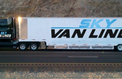 SKY VAN LINES - North Las Vegas, NV