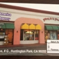 Viajes America y Paqueteria - Huntington Park, CA