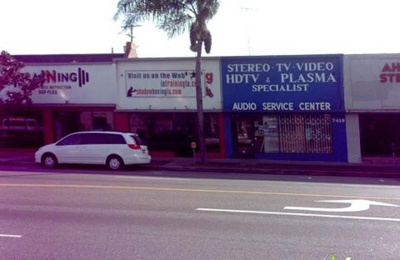 Shadow Boxing - Los Angeles, CA