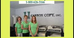 Carbon Copy Copie - Sacramento, CA