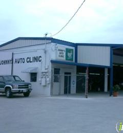Johnny's Auto Clinic Inc The Volvo Specialist - San Antonio, TX