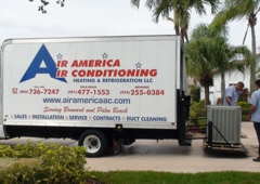 Air America Air Conditioning Heating & Refrigeration LLC - Coral Springs, FL