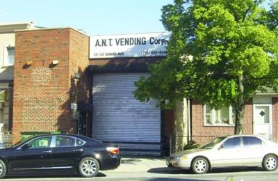 ANT Vending Inc - Maspeth, NY