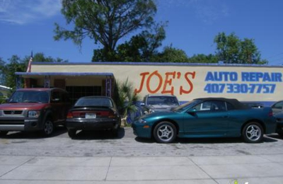 Joe'S Auto Repair >> Joe S Auto Repair 2600 Sanford Ave Sanford Fl 32773 Yp Com