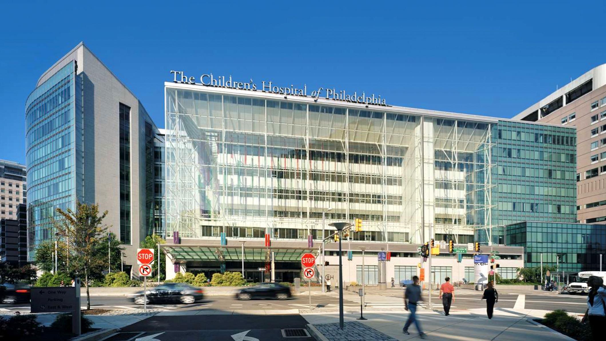 Colket Translational Research Building - Raymond G  Perelman