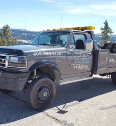 Up Country Towing & Recovery - Pioneer, CA