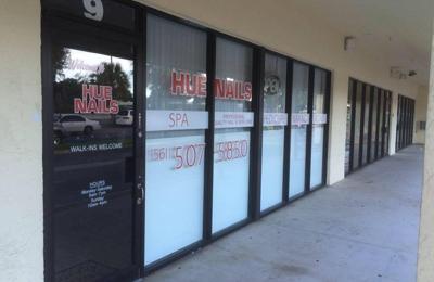 Hue Nails Of Palm Beach Inc - West Palm Beach, FL
