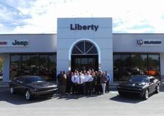 Liberty Chrysler Dodge Jeep Ram W Oglethorpe Hwy Hinesville - Liberty chrysler dodge jeep