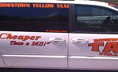 Downtown Yellow Taxi