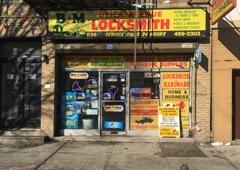 B&M Locksmith INC - Brooklyn, NY. Store