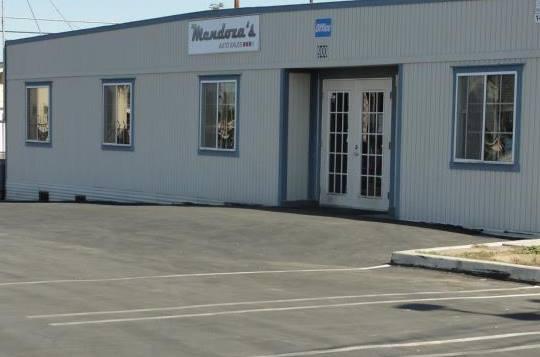 Mendoza's Auto Sales Picture