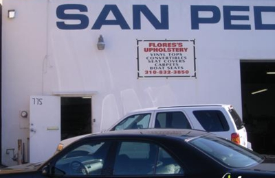 Flores Upholstery - San Pedro, CA