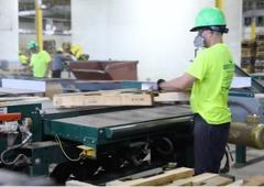 Greenway Products & Services, LLC - New Brunswick, NJ. Pallet Breakdown