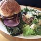 Squatters Roadhouse Grill & Pub. - Park City, UT. Bison Burger