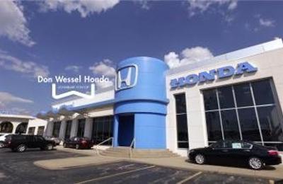 Beautiful Don Wessel Honda   Springfield, MO