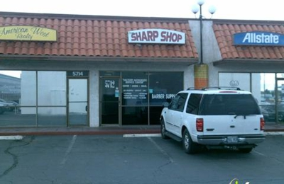 The Sharp Shop - Las Vegas, NV