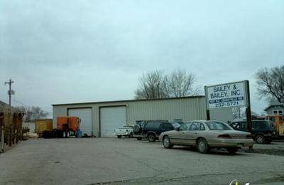 Bailey Recycling & Scrap Metals - Topeka, KS