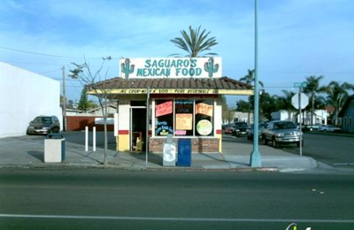 Saguaro's Mexican Food - San Diego, CA
