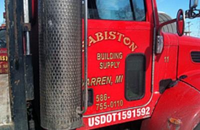 Sabiston Building Supply Inc - Warren, MI