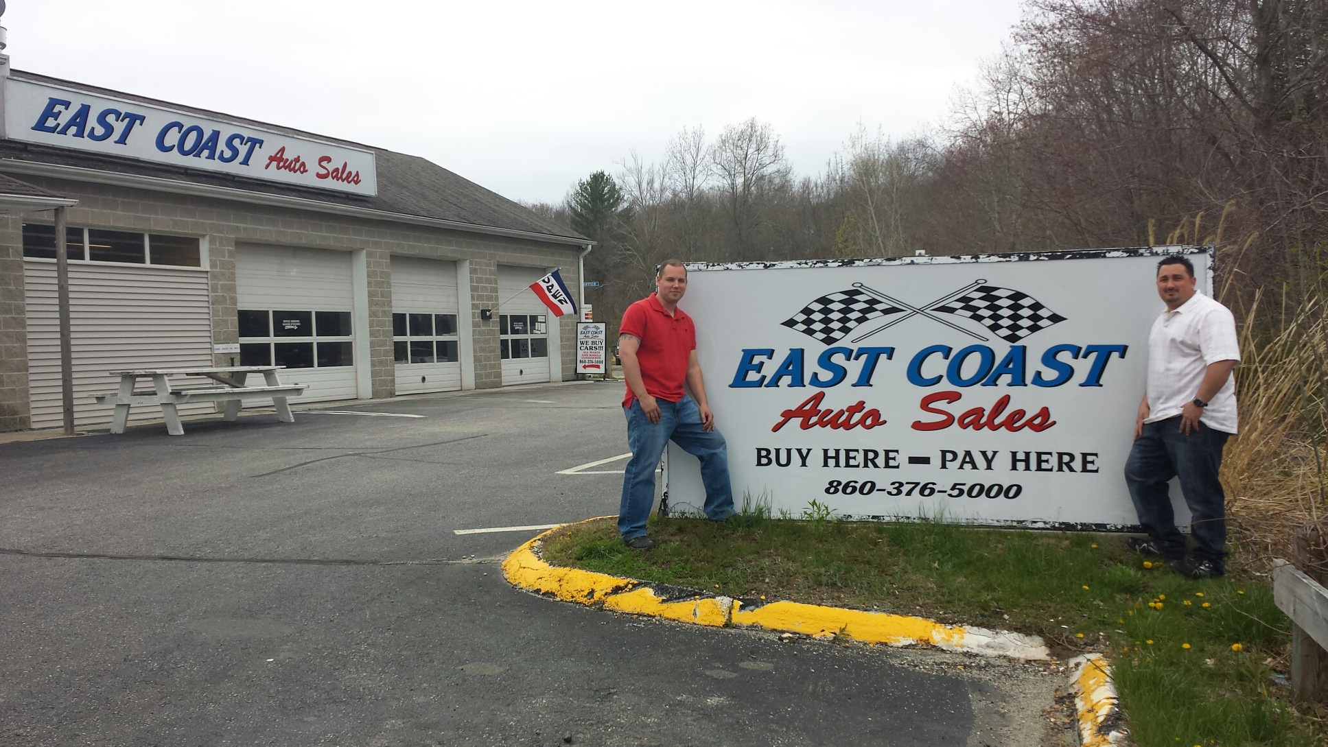 East Coast Auto Sales 659 Voluntown Rd Griswold CT YP