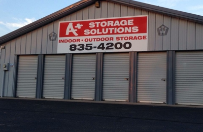 A Plus Storage Solutions - Eau Claire, WI