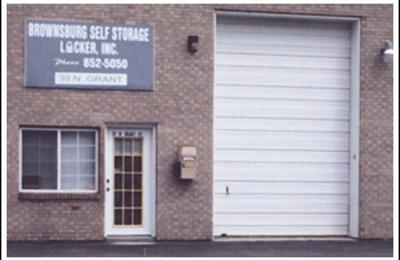 Brownsburg Self Storage Locker Inc   Brownsburg, IN