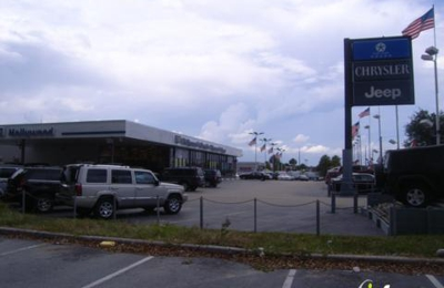 hollywood chrysler jeep year the florida for dealer in of named
