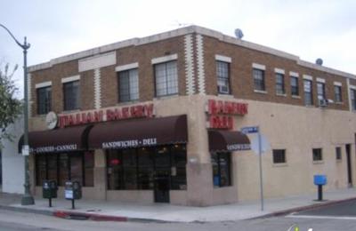 Eagle Rock Italian Bakery - Los Angeles, CA