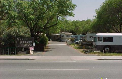Sleepy Hollow Trailer park - San Jose, CA